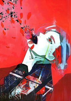 Tokyo Ghoul Kanae von Rosewald by Author Idashi Sui Kaneki, Tsukiyama, Ayato, Tokyo Ghoul, Kanae Von Rosewald, Anime Manga, Anime Art, Manga Art, Chibi