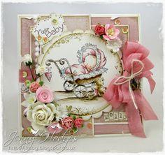 Design by Jenny: Girly Baby girl