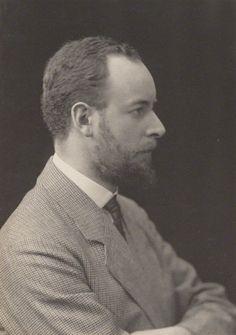Photo de Franck Cadogan Cowper dans les années 1916 à l'âge de 39 ans.