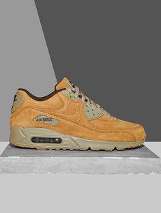 sports shoes 53678 f12b2 Nike Air Max 90  Wheat  Air Max 90, Nike Air Max, Snicker