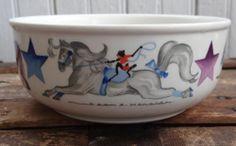 Villeroy Boch Bowl Le Cirque Circus Porcelaine Childs Circus Design | eBay