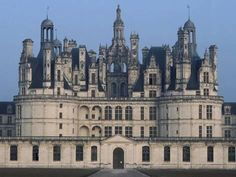 Historical Architecture, Art And Architecture, Yosemite National Park, National Parks, Loire Castles, Chambord Castle, Travel Around The World, Around The Worlds, Peles Castle