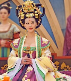 Ancient Tang Dynasty Female Emperor Wu Zetian Clothing         Czech Republic