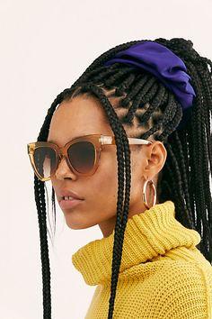 #NaturalHairLossRemediesThatWork Box Braids Hairstyles, Braids Wig, School Hairstyles, Protective Hairstyles, Feed Braids, Girl Hairstyles, Fishtail Braids, Hairstyles Pictures, Cornrows