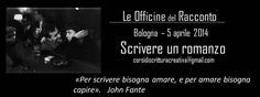 Scrivere un romanzo - Casalecchio di Reno (Bologna)