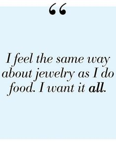 Because diamonds are a girls best friend, right?