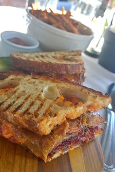 Diet Destroyer: The Smoked Pastrami Reuben At Plates In Larchmont