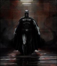 Batman Below by AndyFairhurst on DeviantArt