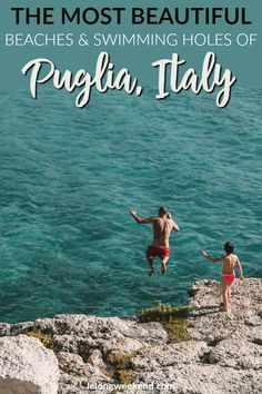 Puglia is home to th
