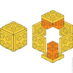 Lego SNOT: Die fortschrittliche Bautechnik im Überblick | Tobias Buckdahn #legoarchitecture