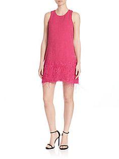 Parker Black - Allegra Embellished Dress