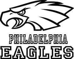 philadelphia eagles coloring pages for kids | sports+team+logos | sports-team-logos-coloring-pages.png ...