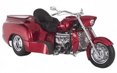 Boss Hoss BHC-9 Coupe 445 Trike 2012 Motorcycle review, full specification, HD picture, price