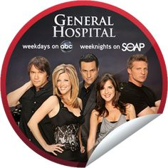 Check in to GetGlue.com to earn our exclusive: General Hospital Sticker! #GH