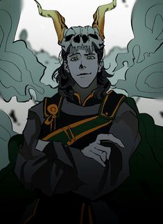 Loki AU    Cr: 임금