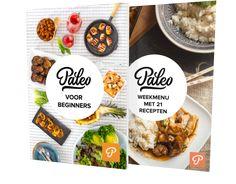 Hier vind je 100+ gratis Paleo recepten (sommige met video) voor elk moment van de dag. Paleo recepten voor ontbijt, lunch en diner vind je op deze pagina.