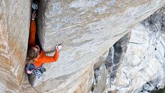 Patagonia Rock Climbing Ambassador Kate Rutherford