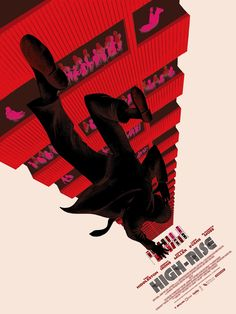 Chris Thornley High Rise Movie Poster Release And Steelbook