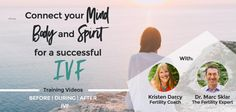 "Our Gift to YOU! For #Valentines Week Marc Sklar and I would like to share the 3 part series ""Connect your #Mind, #Body & #Spirit for a successful #IVF Register here! https://www.kristendarcy.com/ivf-video-series #TTC #TTCsisters #FertilityCoach #FertilityExpert #thetwoweekwait #MaleInfertility #IUI #Infertility #FertilitySupport #InfertilitySupport #FertilityJourney"