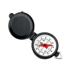 Coleman Pocket Compass. For product info go to:  https://all4hiking.com/products/coleman-pocket-compass/