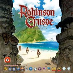 Robinson Crusoe: Adventures on the Cursed Island is a game created by Ignacy Trzewiczek, the author of Stronghold. This time Trzewiczek takes the players to a deserted island, where they'll play the parts of shipwreck survivors confronted by an extraordinary adventure. They'll be faced with the challenges of building a shelter, finding food, fighting wild beasts, and protecting themselves from weather changes. Building walls around their homes, animal domestication, constructing weapo...