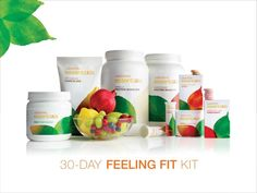 30 Days to Feeling Fit Program ~ Host a tasting of our nutrition products and call it Healthy Happy Hour!