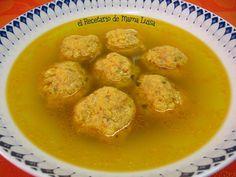 Recetas blog mama luisa postres repostería recetario cocina carnes pescados cocidos entrantes bebidas trucos pasta