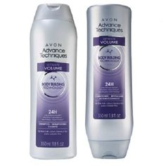 Avon Advance Techniques Ultimate Volume Shampoo  Conditioner Set ** Be sure to check out this awesome product.(This is an Amazon affiliate link and I receive a commission for the sales)