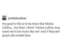 misha is the actual best