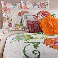 Mila Full/Queen Quilt - Bed Bath & Beyond