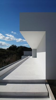 Atrium house, Spain. Fran Silvestre Architects