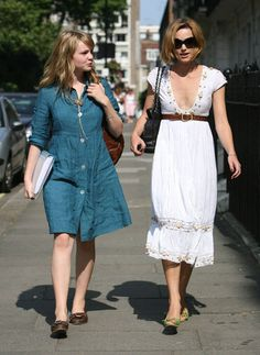 Carey Mulligan and Keira Knitley. Two of my favourites actress.