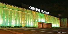 Queens museum in flushing meadow