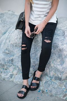 eatsleepwear // black & white