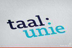 De dubbele punt schept een verwachting #logo #roomforids #visueleidentiteit #roomNTU