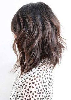 15 New Layered Long Bob Hairstyles | Bob Hairstyles 2015 - Short Hairstyles for Women:
