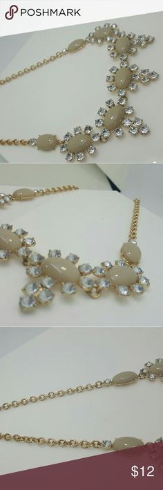 """Statement necklace Gold tone statement necklace 20"""" Jewelry Necklaces"""