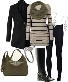 """Winter Neutrals"" by august29 on Polyvore"