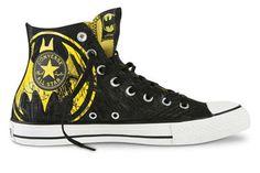 Tiendascosmic: Merchandising - Batman: Calzado Deportivo Converse - Converse All Star Batman logo Talla 45 - 84,95€