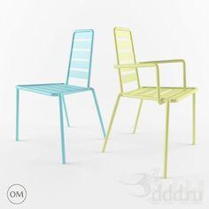 calma menu chair