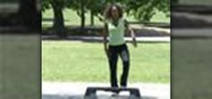How to Choreograph a step aerobics routine « Cardio Workout Group Fitness, Health Fitness, Step Aerobics, Zumba, Cardio, Routine, Exercise, Workout, Count