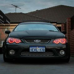 Aussie Muscle Cars, Van Car, Ford Falcon, Cars And Coffee, Hot Cars, Cars And Motorcycles, Dream Cars, Vans, Trucks
