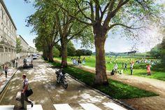 Olympic Legacy Masterplan Framework – London UK – MLA+ Architecture – Planning – Consultancy
