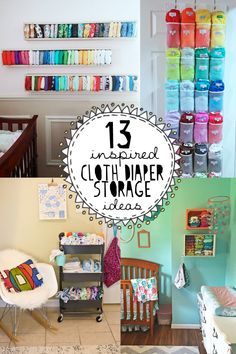 Baby Room Storage Ideas Best Of 13 Inspired Cloth Diaper Storage Ideas Cloth Diaper Organization, Cloth Diaper Storage, Nappy Storage Ideas, Cloth Diaper Inserts, Cloth Diaper Pattern, Used Cloth Diapers, Cloth Nappies, Reusable Diapers, Bebe Love