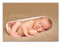 infant posing tips - quick & simple workflow