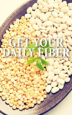 Dr. Oz explained why it's important to get enough fiber and then shared great sources of fiber you can incorporate into your diet. http://www.recapo.com/dr-oz/dr-oz-diet/dr-oz-health-issues-lack-fiber-eat-beans-whole-grains/