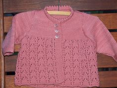 Ravelry: Project Gallery for Matinee Coat pattern by Peter Pan