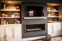 Modern Family Room - contemporary - Family Room - Other Metro - Mod & Stanley Design Inc.