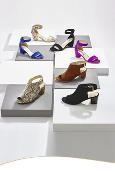 Women's fashion retailer, JD Williams, has teamed up with Female First to offer one lucky reader the chance to win £100 worth of shoes. Source: Those Shoes Were Made For Walking - Win £100 worth wi...