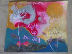 Lights up the Sky